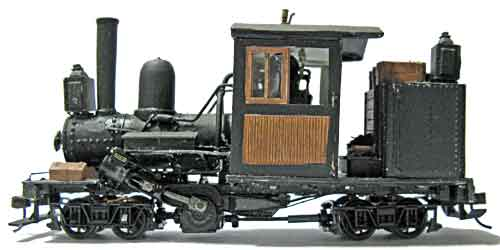 Jim fainges on30 climax converted from ho bachmann