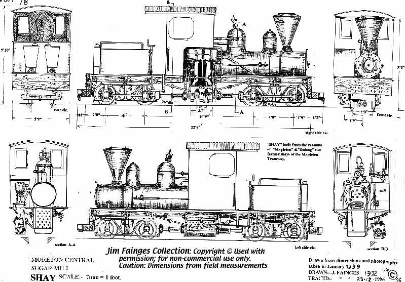 narrow gauge locomotive builders